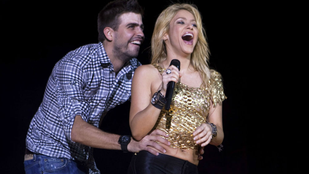 Piqué escalou o seu time dos sonhos e foi cornetado pela Shakira