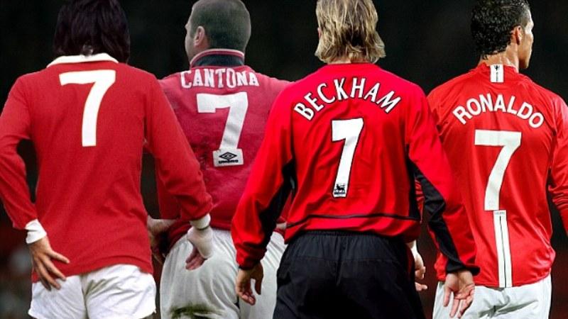 Os torcedores do Manchester United elegeram o maior ídolo da lendária camisa  7 61dd2a8d465a3