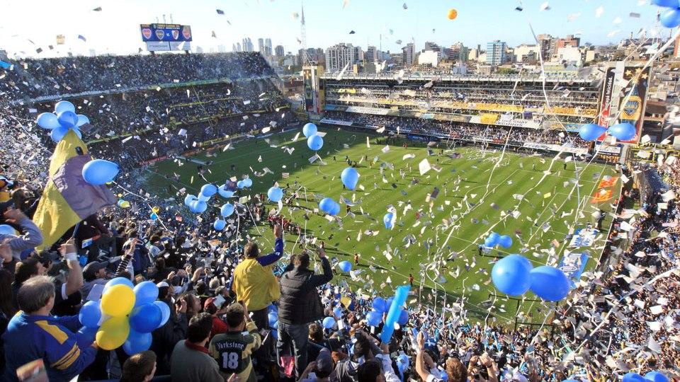 5381b8cac2  Vídeo  Como os jogadores sentem a paixão cantada nas arquibancadas pelas  torcidas argentinas