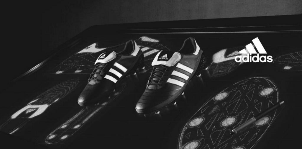 2a445566c5 Adidas relança clássica chuteira preta Copa Mundial