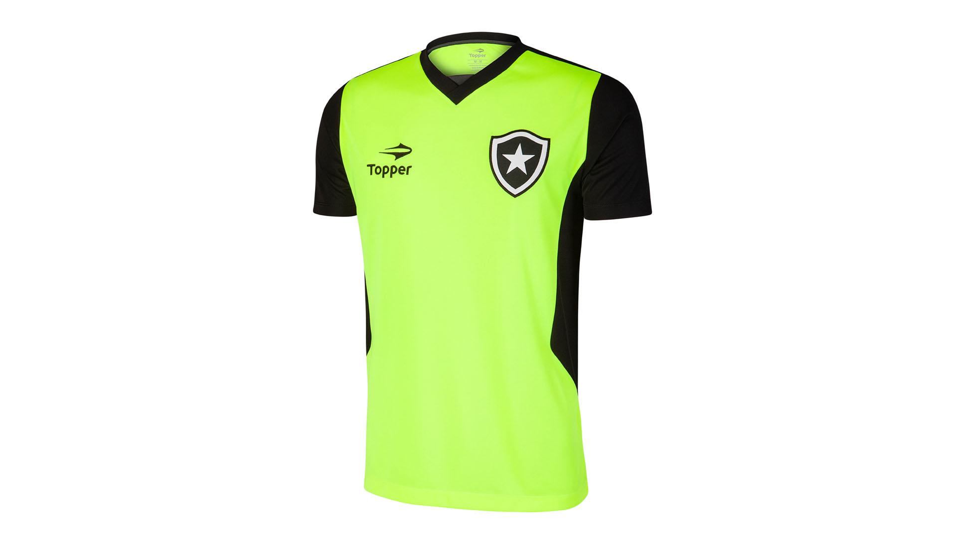Veja como ficaram as camisas do Botafogo para 2016  37abf29fbdb95