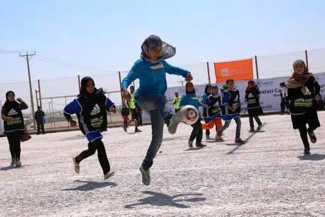 Como o esporte é uma ferramenta importante para desenvolvimento e paz