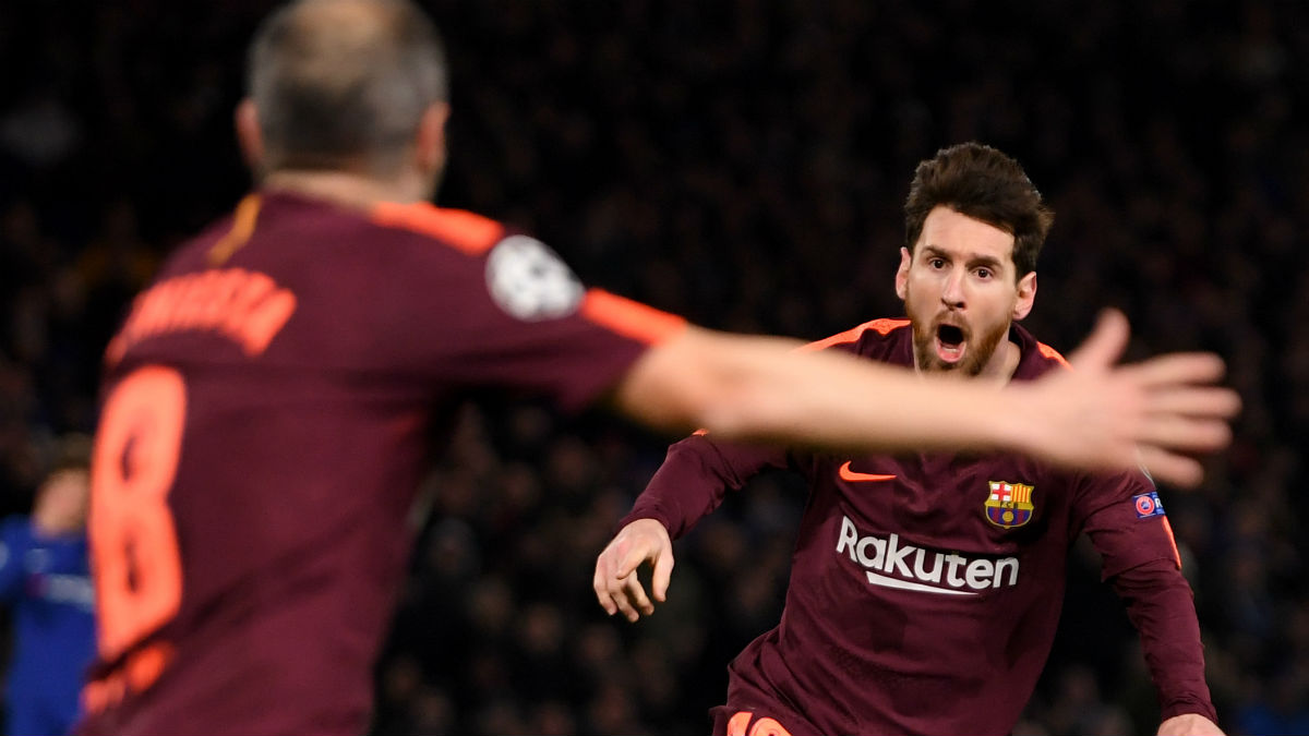 Agora, são apenas 11 os times que enfrentaram Messi e nunca levaram gol do craque