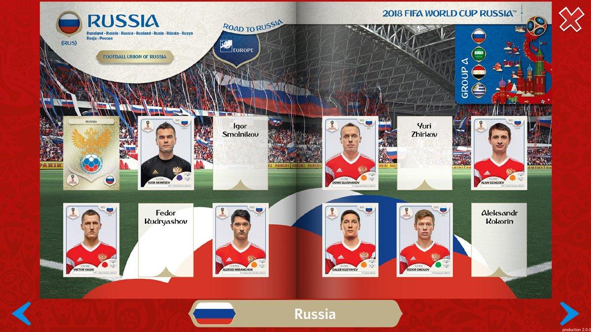 9851442028 Já esta disponível a versão online (e em aplicativo) do álbum da Copa de  2018