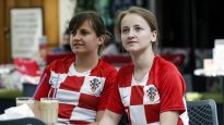 Croatians Build-up To The World Cup Final