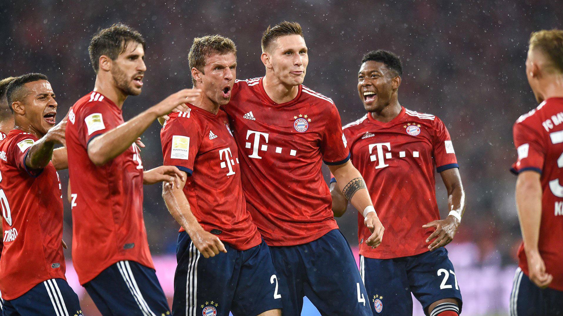 Grupo E  Bayern de Munique 0d710a23c8720