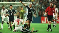Soccer - World Cup France 98 - Second Round - Argentina v England