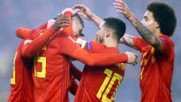 Belgium v Iceland - UEFA Nations League A