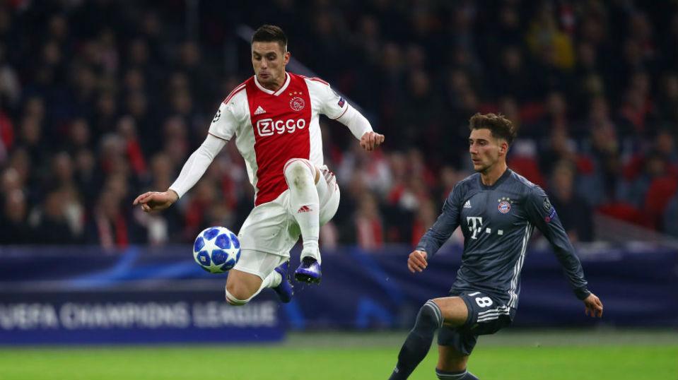 c83baf0eb1 Jogaço! O Ajax 3×3 Bayern honrou totalmente a tradição dos clubes e a  grandeza do confronto
