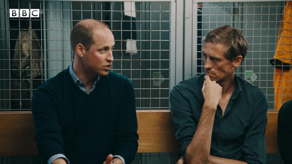 Henry, Crouch e outros quebram silêncio para falar de saúde mental no futebol e influenciar debate entre homens