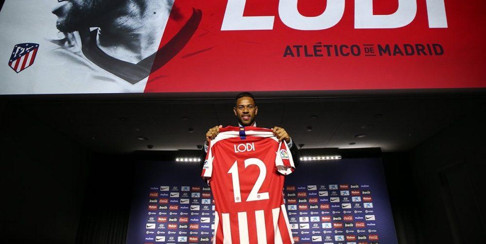 Renan Lodi chega ao Atlético de Madrid com o caminho aberto para triunfar na Espanha
